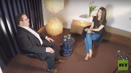 Markus Kompa im Gespräch mit Jasmin Kosubek