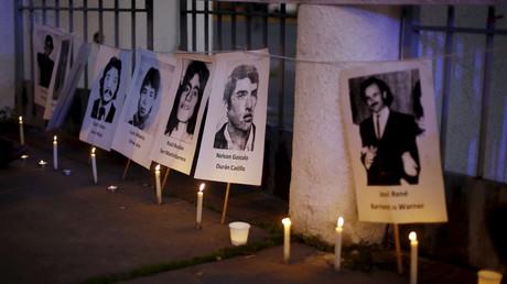 Bis heute trauern in Chile Angehörige um die Opfer des von den USA unterstützten Staatsstreichs