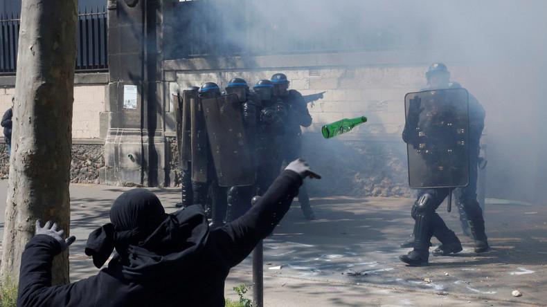 Videogalerie zum 1. Mai 2016 - Weltweite Auseinandersetzungen, Todesfall in Istanbul
