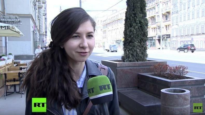 2. Jahrestag des Brand-Massakers in Odessa - Was denken die Moskauer?