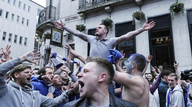 Sensation im englischen Kommerz-Fußball: Low-Budget-Klub Leicester City wird vorzeitig Meister
