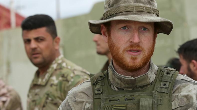 """""""Gefallen im feindlichen Feuer"""" - Erneut US-Soldat im Irak getötet"""