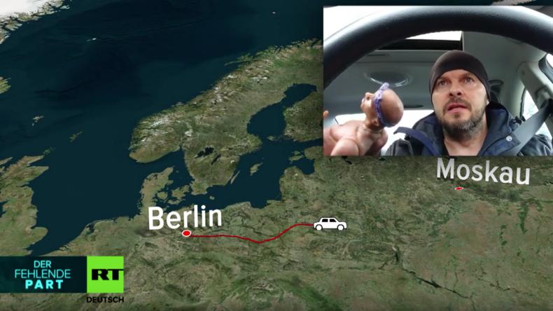 Rainer Rothfuß und Owe Schattauer: Auf zur Friedensfahrt nach Moskau