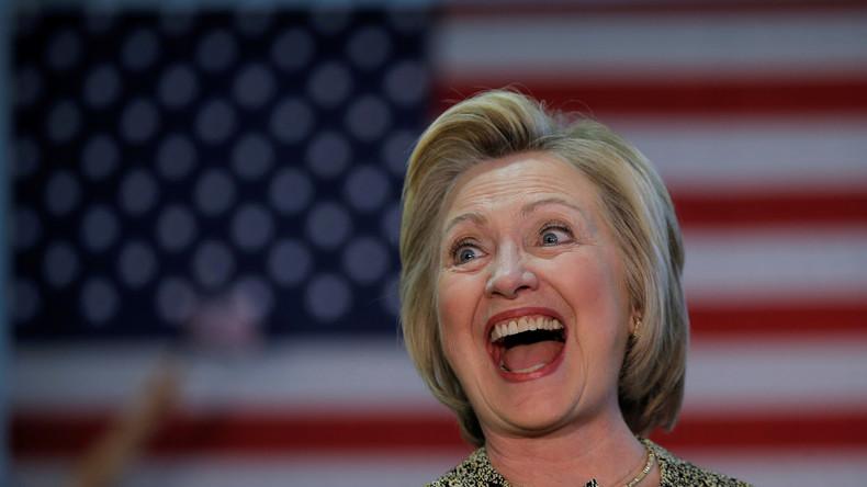 Recherche: Hillary Clinton verantwortlich für Saringas-Geheimoperation und Tod Tausender Syrer