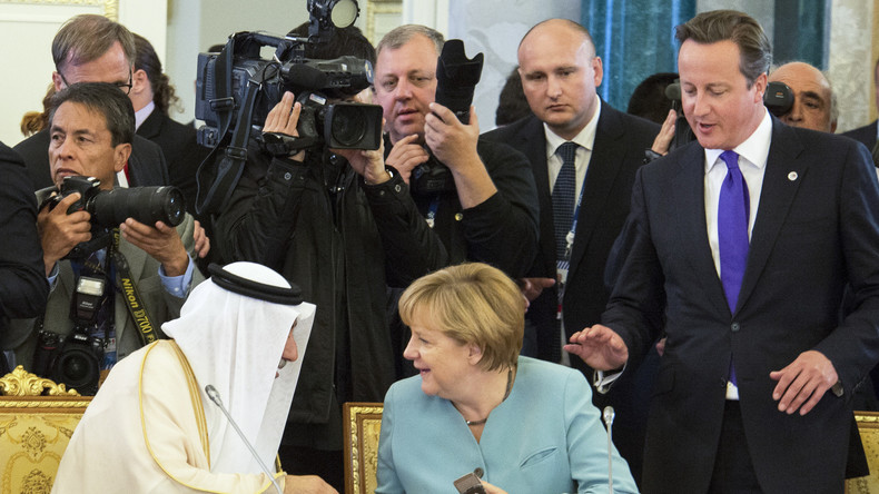 """""""Besuch unter Freunden"""" - Kanzlerin Merkel lädt saudischen Kronprinz zum Staatsbesuch ein"""