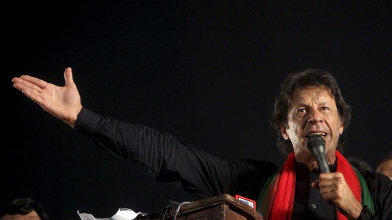 """Imran Khan zu RT: """"Drohnenangriffe sind Hauptgrund für die anti-amerikanische Haltung in Pakistan"""""""