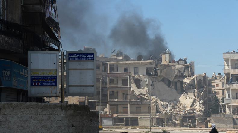 Washington begrüßt Moskaus Vorschlag zu Waffenstillstand in Aleppo