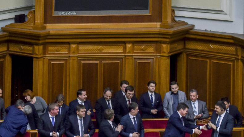 Kiew hält das Moratorium für die Tilgung der russischen Kredite für rechtmäßig