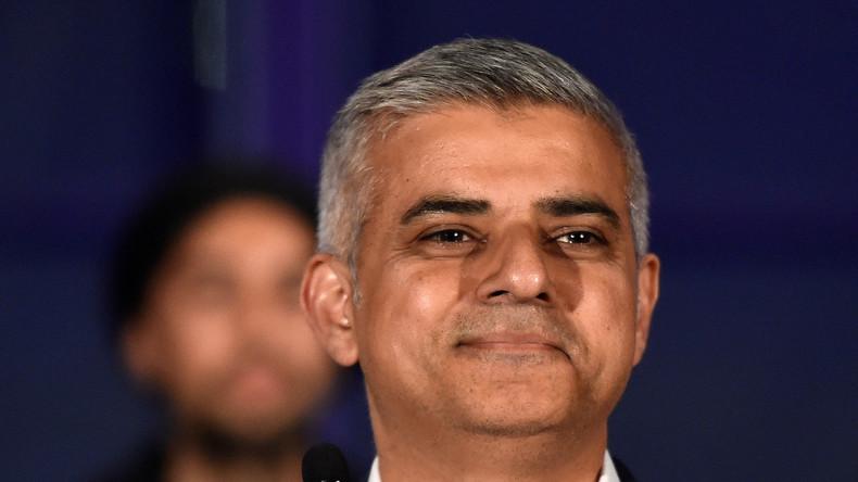 Großbritannien: Sadiq Khan wird erster muslimischer Bürgermeister von London