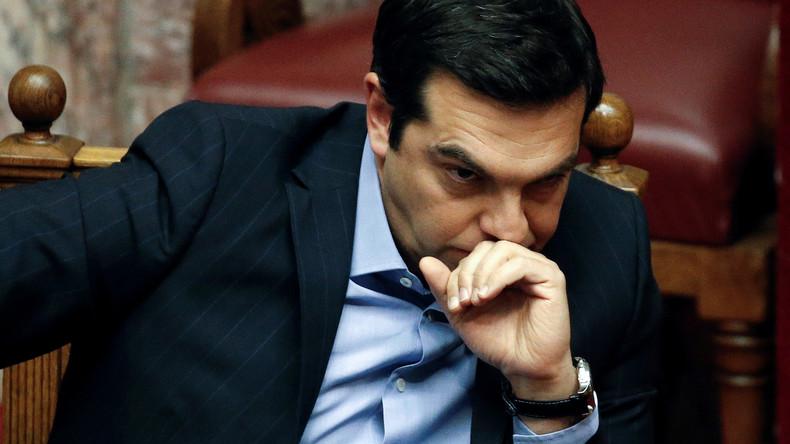 Das griechische Finanzdesaster dreht sich weiter