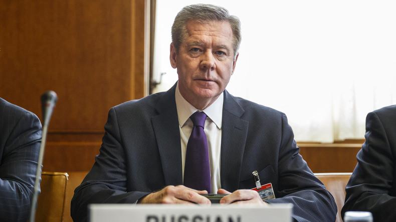 Russlands Außenministerium: Rolle der Türkei beim Friedensprozess in Syrien nicht konstruktiv