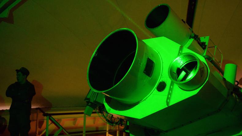 """US-Verteidigungsministerium äußert Besorgnis vor """"Weltraum-Attacke"""" durch Russland und China"""