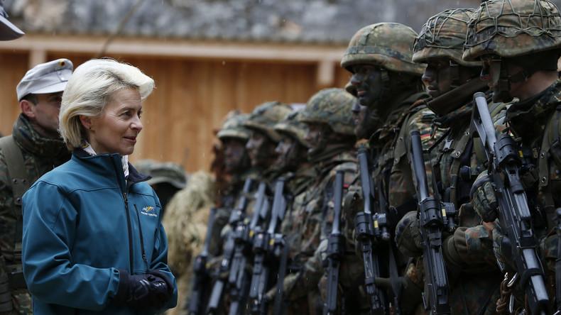 """NATO-Gipfel in Warschau 2016: Von der Leyen kündigt """"wegen russischer Bedrohung"""" Aufrüstung an"""