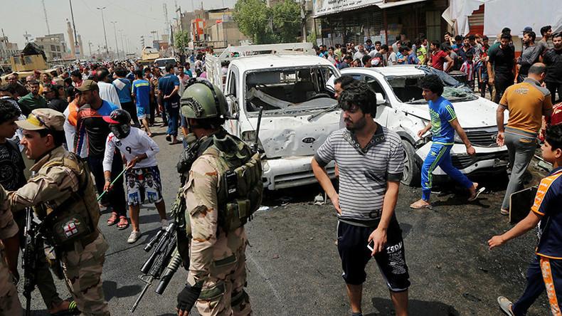 Irak: Mindestens 20 Tote bei IS-Anschlag im Schiitenviertel von Bagdad
