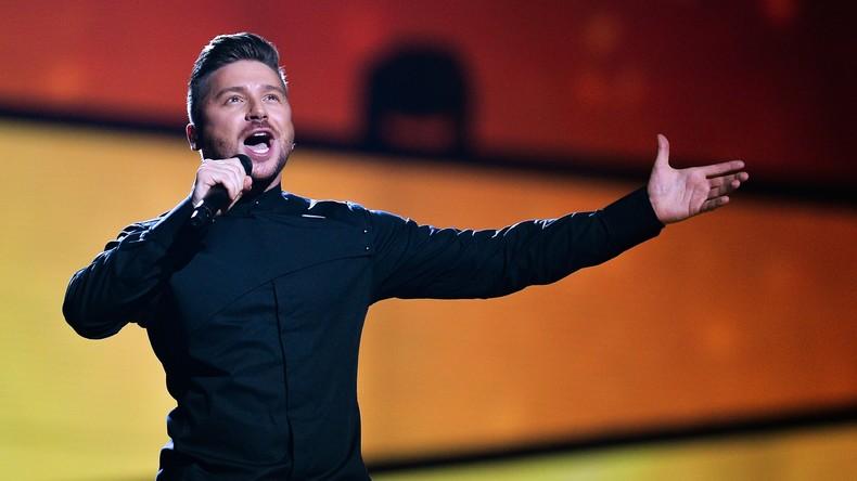 """Russischer ESC-Kandidat Sergej Lasarew erreicht Finale der """"Eurovision"""""""