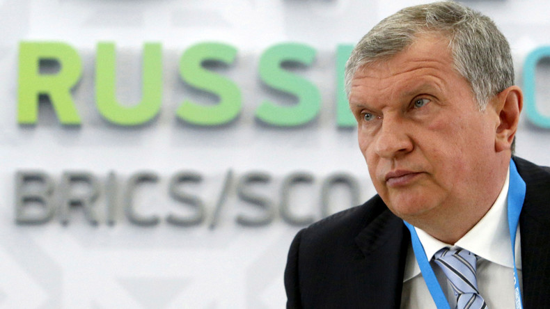 "Vorsitzender des russischen Erdölunternehmens Rosneft: ""OPEC ist de facto tot"""