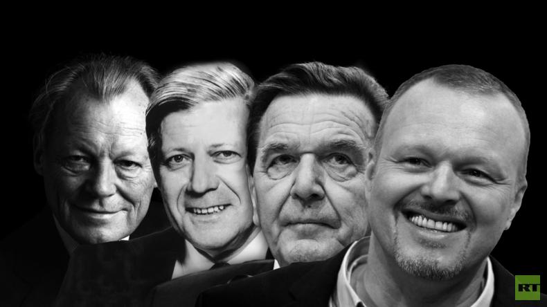 Stefan Raab als möglicher Kanzlerkandidat für die SPD?