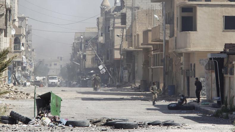 Russischer Militär bei Begleitung eines Beobachterkonvois in Syrien gefallen