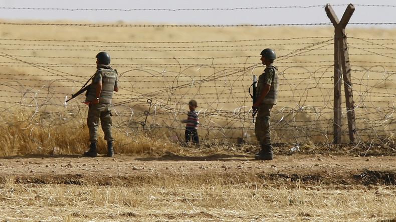 """Moskau warnt vor geplanten """"Sicherheitszonen"""" an der Grenze der Türkei zu Syrien"""