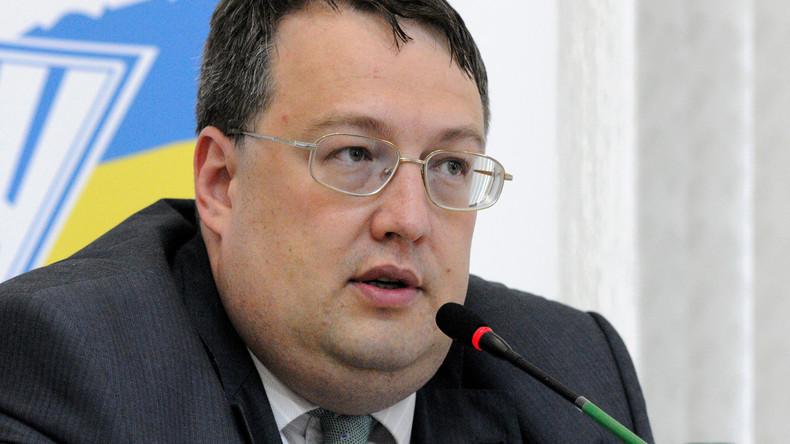 Ukrainischer Parlamentarier veröffentlicht 4.000 Adressen von Journalisten