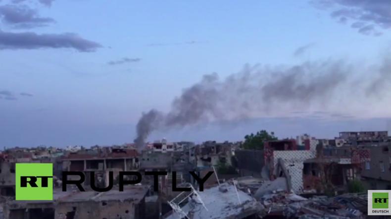 Anti-Terror-Operation im türkischen Südosten: Türkische Jets bombardieren angeblich Nusaybin