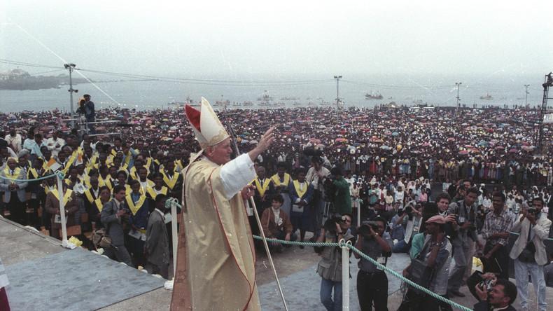 Heute vor 35 Jahren und immernoch ungeklärt: Das Attentat auf Papst Johannes Paul II