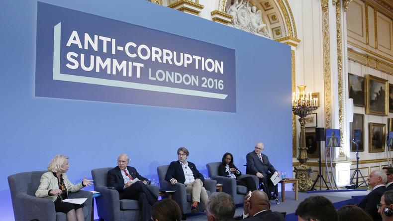 """Alles nur Show? Internationaler """"Anti-Korruptionsgipfel"""" in Großbritannien"""