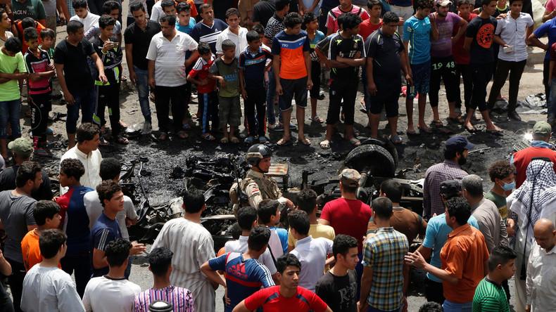 "Catherine Shakdam: ""Die USA finanziert Konflikte im Irak"""