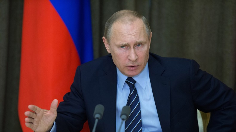 Putin:  Raketenabwehrsystem stört Gleichgewicht der Kräfte