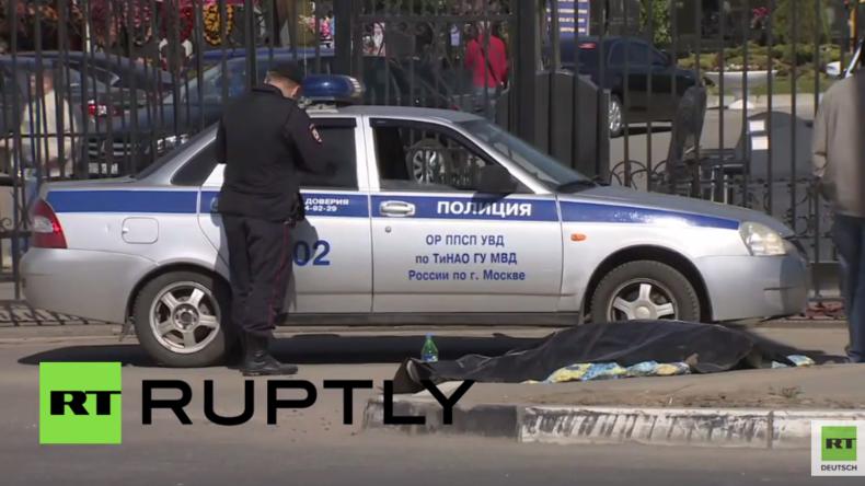 """Moskau: Hunderte """"Migranten"""" liefern sich Massenschlägerei auf Friedhof - Drei Tote, viele Verletzte"""