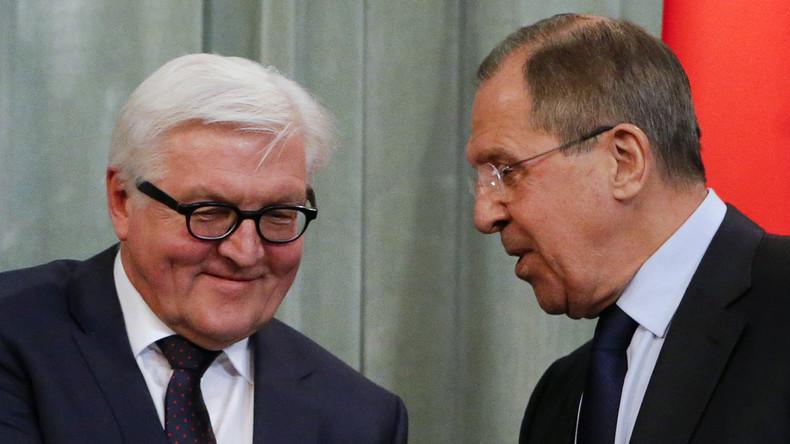 """Steinmeier """"Isolation ist keine Politik"""": Deutsche Politiker für Ende der Sanktionen"""