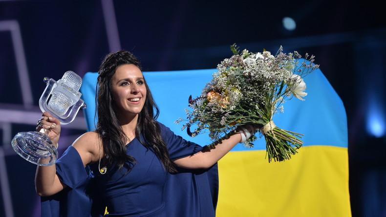 """Fehler bei """"Eurovision"""": Jury-Mitglied aus Dänemark gibt aus Versehen die meisten Punkte an Ukraine"""