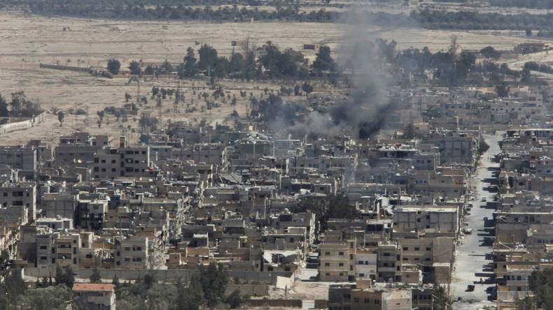 Russische Medien spekulieren über Offensive gegen IS-Hauptstadt Rakka