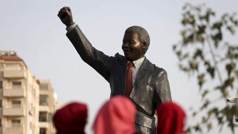 Südafrika: US-Geheimdienst CIA verantwortlich für Verhaftung von Anti-Apartheid-Kämpfer Mandela
