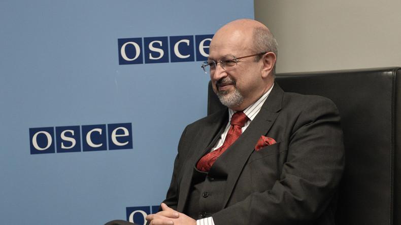 OSZE-Generalsekretär sieht in der Situation im Donbass Anzeichen eines eingefrorenen Konfliktes