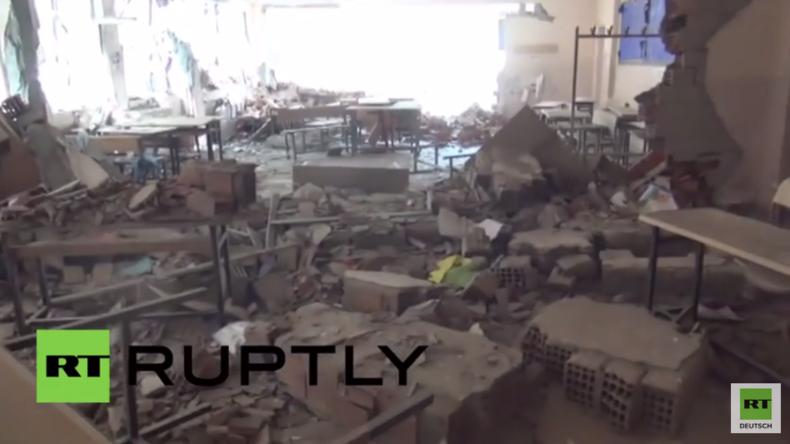 Türkei: Alles in Schutt und Asche gelegt – Totale Zerstörung in Sirnak nach Anti-Terror-Operation
