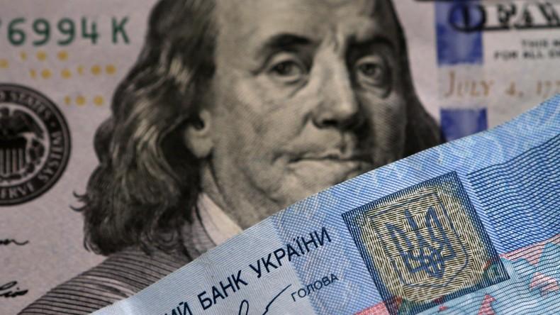 Russland fordert die Aufnahme der Schulden der Ukraine an Russland in IWF-Hilfsprogramm