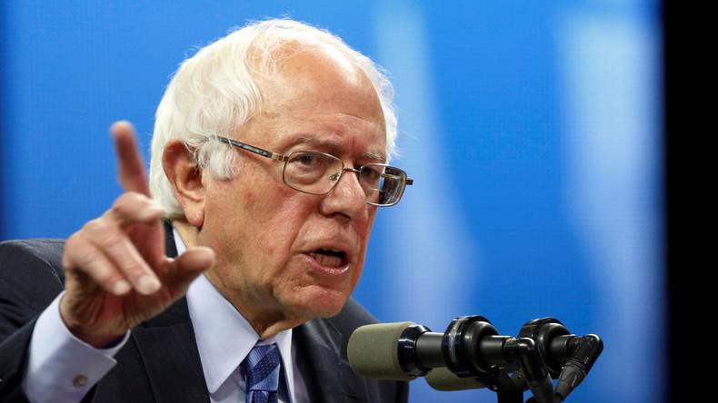 Exklusiv: Bernie Sanders zu RT über Interna aus dem demokratischen Wahlkampf