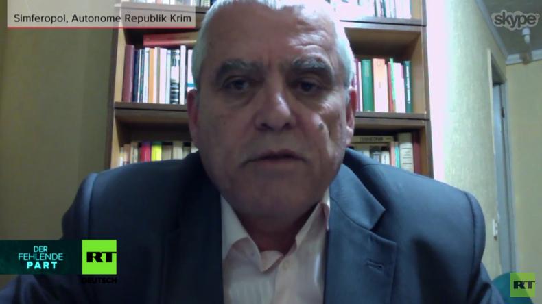 Krimtataren-Führer warnt vor Instrumentalisierung der Krim-Krise