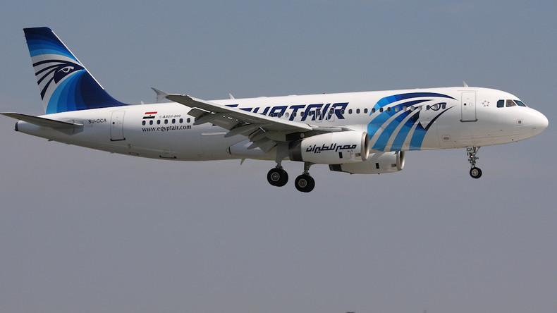 Update 07:54 MS804: Ägyptische Passagiermaschine abgestürzt