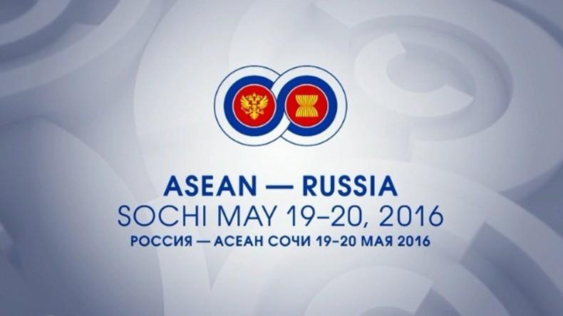 Live: Putin und Lawrow nehmen an ASEAN-Russland-Gipfel in Sotschi teil