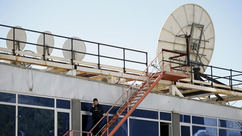 Georgische Telekommunikationsfirma schaltet zum 31. Mai drei russische Fernsehsender ab