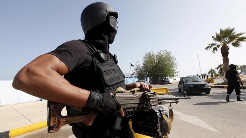 """Libyen: Neue Regierung drängt Terrormiliz """"Islamischer Staat"""" zurück"""