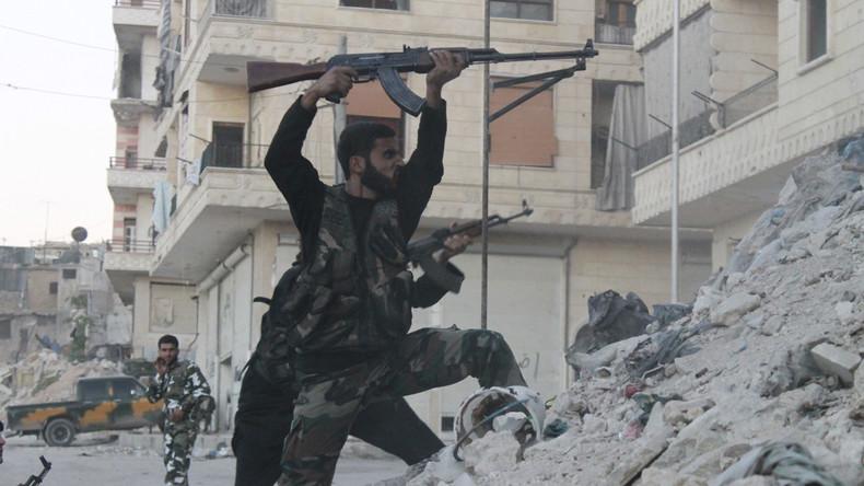 "Terrormiliz ""Islamischer Staat"" kooperiert mit ""moderaten Rebellen"" in Syrien"