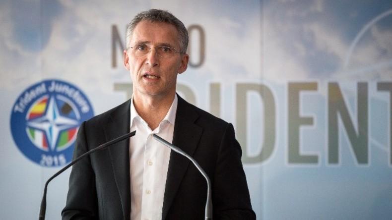 Live: Treffen der NATO-Außenminister in Brüssel - abschließende Pressekonferenz