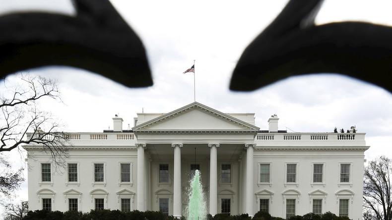 Washington: Großeinsatz nach Schüssen am US-Präsidentensitz – Weißes Haus abgeriegelt