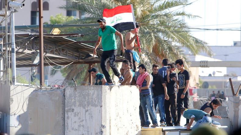 Irak: Sicherheitskräfte eröffnen das Feuer auf Demonstranten in Bagdad – mindestens vier Tote