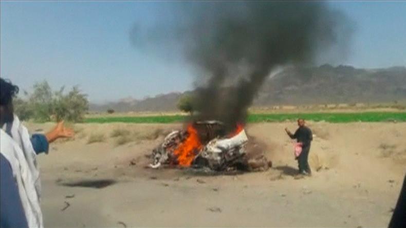 Obama brüskiert Islamabad: US-Drohnen töten von Pakistans Geheimdienst überwachten Taliban-Führer