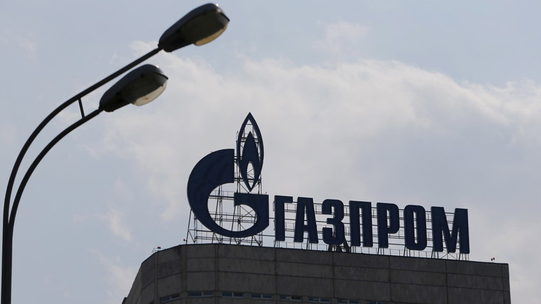 Gazprom in der Krise