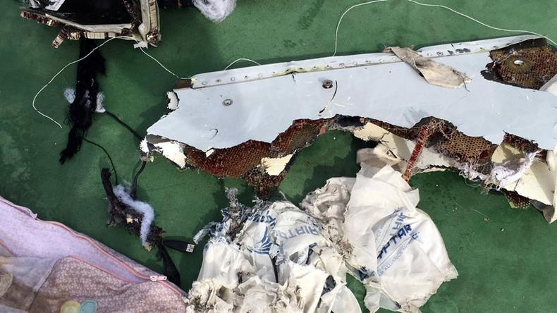 UPDATE: MS804 – Chef-Forensiker dementiert Medienberichte über Hinweise auf Explosion